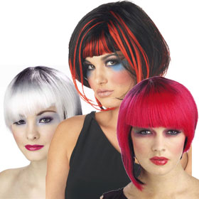 Adult New Wave Wigs