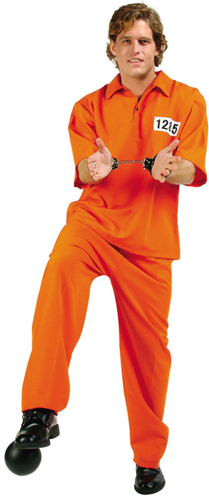 Adult Not Guilty Costume