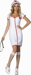Adult Nurse Betty Pinup Costume