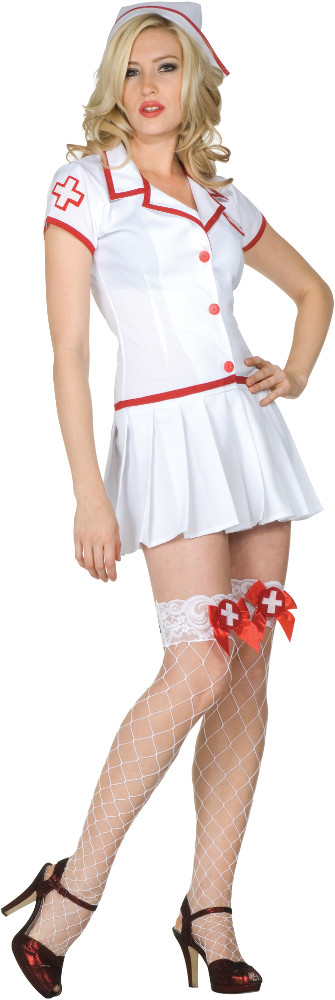 Adult Nurse Feel Better Costume