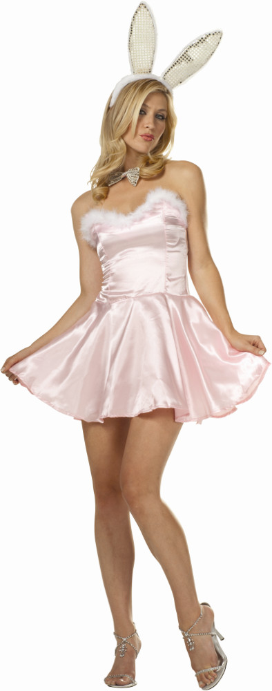 Adult Party Bunny Costume