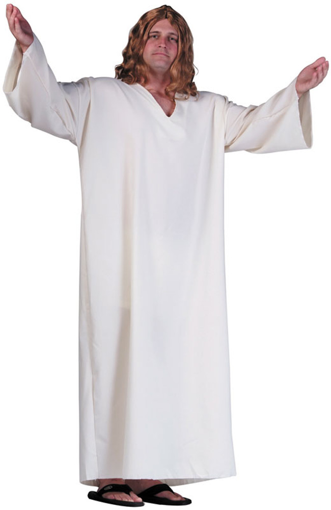 Adult Plus Size Biblical Jesus Costume