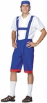 Adult Plus Size Ned Nederlander Costume