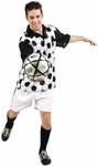 Adult Plus Size Soccer Player Costume