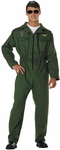Adult Plus Size Top Gun Costume
