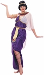 Adult Purple Cleopatra Costume