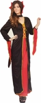 Adult Renaissance Vampiress Costume