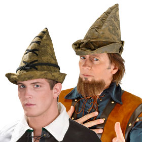 Adult Robin Hood Hats