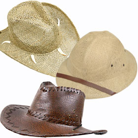 Adult Safari Hats