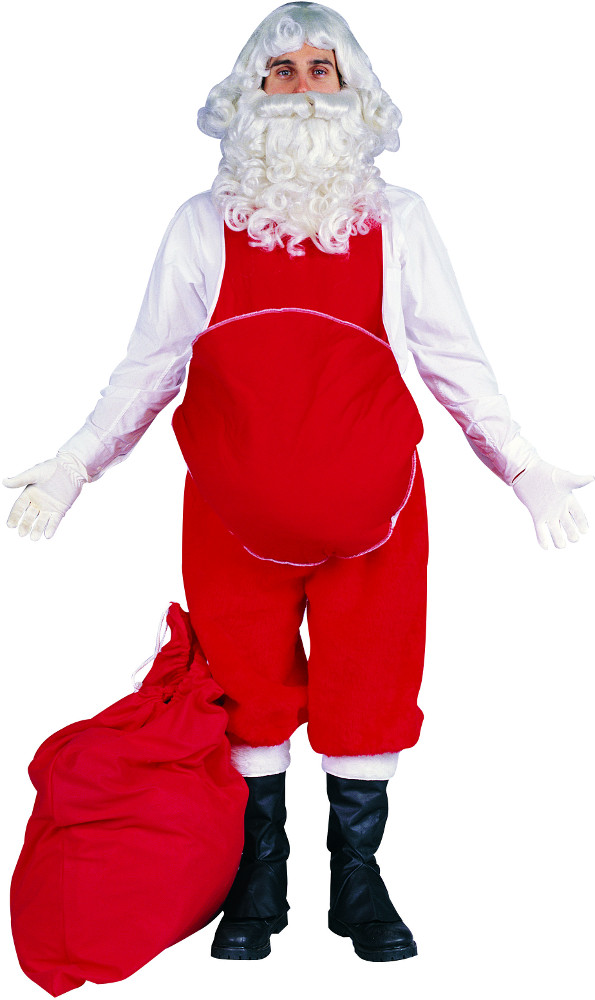 Adult Santa's Belly Prop