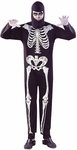 Adult Skeleton Costume