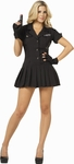 Adult SWAT Girl Dress Costume