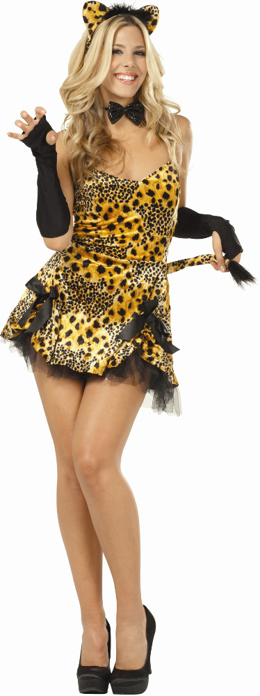 Adult Sweetie Leopard Costume
