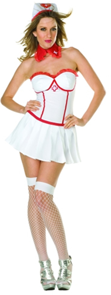 Adult Temperatures Rising Costume