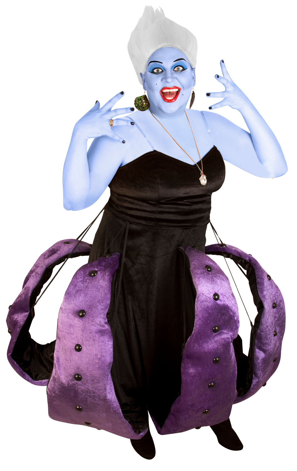 Adult Ursula Sea Witch Costume
