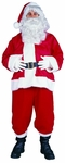 Adult Velboa Santa Suit