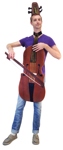 Adult Violin / Cello Costume