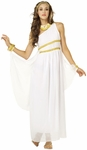 Adult White Roman Toga Costume