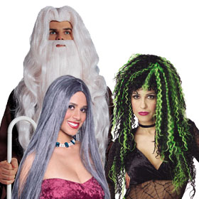 Adult Witch Wigs