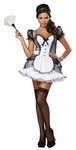 Adults Luxe French Maid Costume