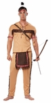 Adults Native American Brave Costume