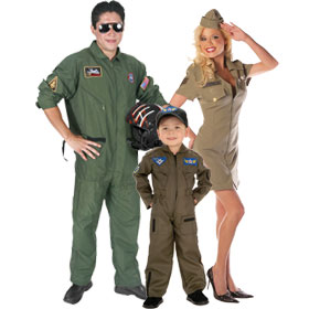 Air Force Pilot Costumes