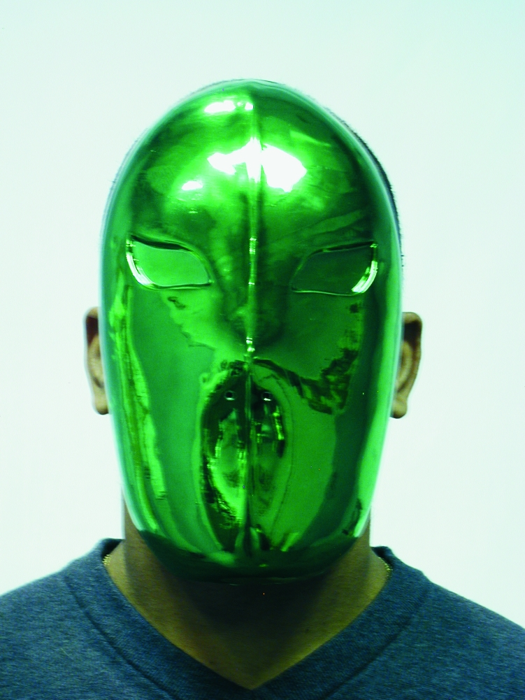 Alien See-out Mask