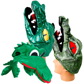 Alligator Hats