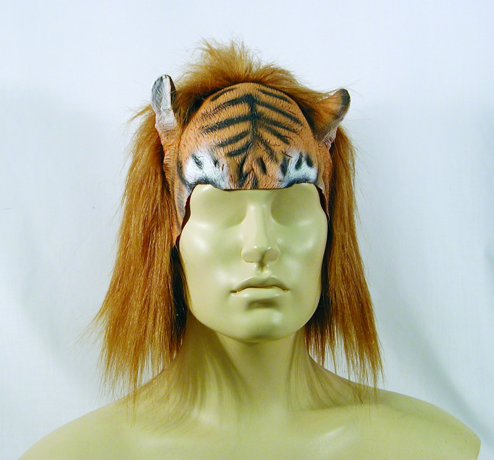 Anime Tiger Headpiece