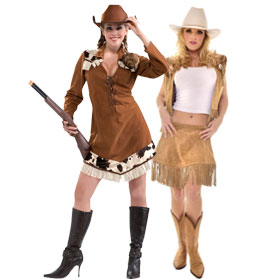 Annie Oakley Costumes