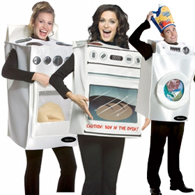 Appliance Costumes