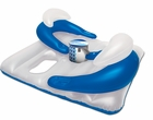 Arctic Chill Double Lounger with Ice Bag