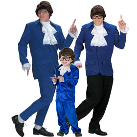 Austin Powers Costumes
