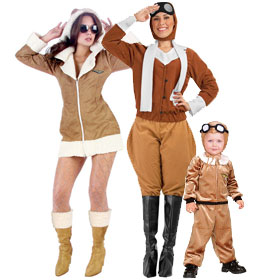 Aviator Costumes