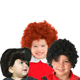 Baby Costume Wigs