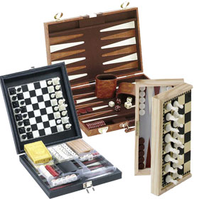 Backgammon Game Boards