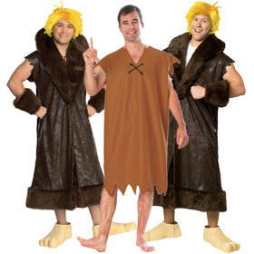 Barney Rubble Costumes