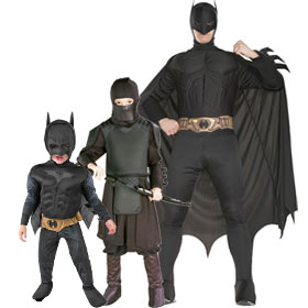 Batman Begins Costumes