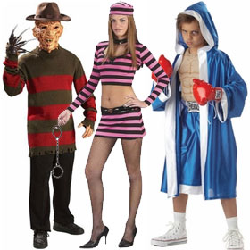 Best Teen's Costumes 2015