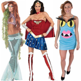 Best Women's Costumes 2015