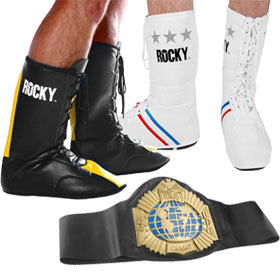 Boxing Costume Accessories