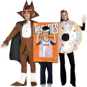 Breakfast Costumes