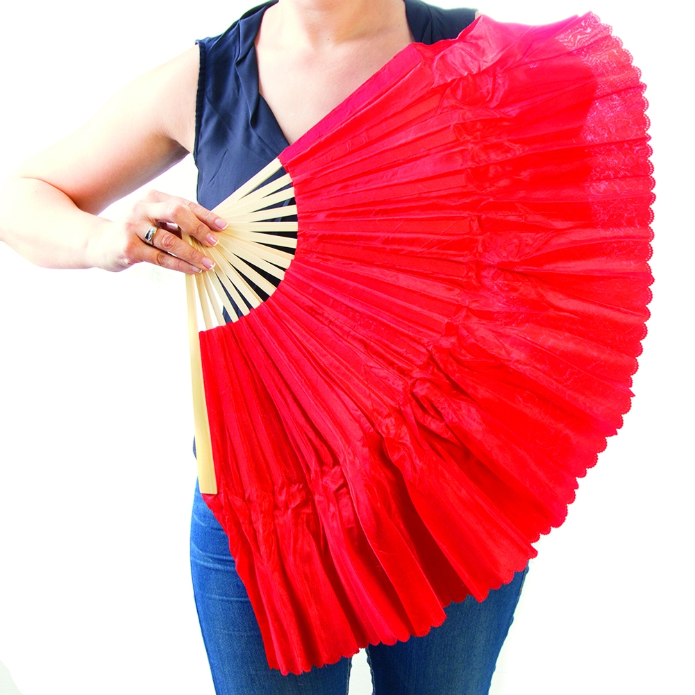 Burlesque Fans - Various Colors