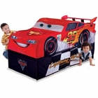Cars Lightning Mcqueen Vehicle Play Tent