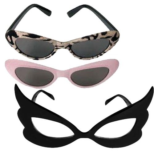 Cat Costume Glasses