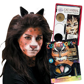 Cat Costume Makeup Kits