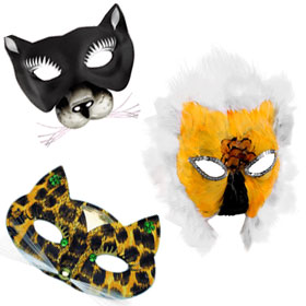 Cat Eye Masks