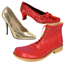 Character Costume Shoes