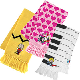 Charlie Brown Scarves