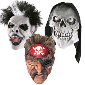 Cheap Halloween Masks